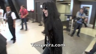 Cher Departing On A Flight At LAX Airport In Los Angeles, CA (29.05.2013)