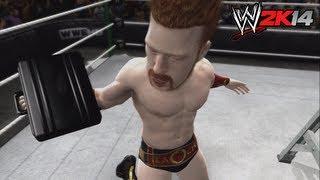 WWE 2K14 HALF ASSED GAME RANT!!!