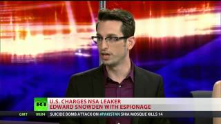 Obama administration charge Edward Snowden with espionage