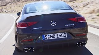 Mercedes CLS 53 AMG (2019) New Audi S7 rival. YouCar Car Reviews.