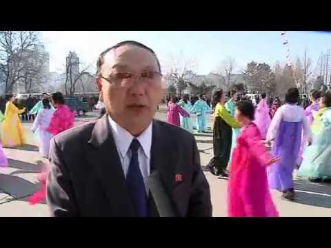 North Korean 2014 Elections with Foreigners Observers