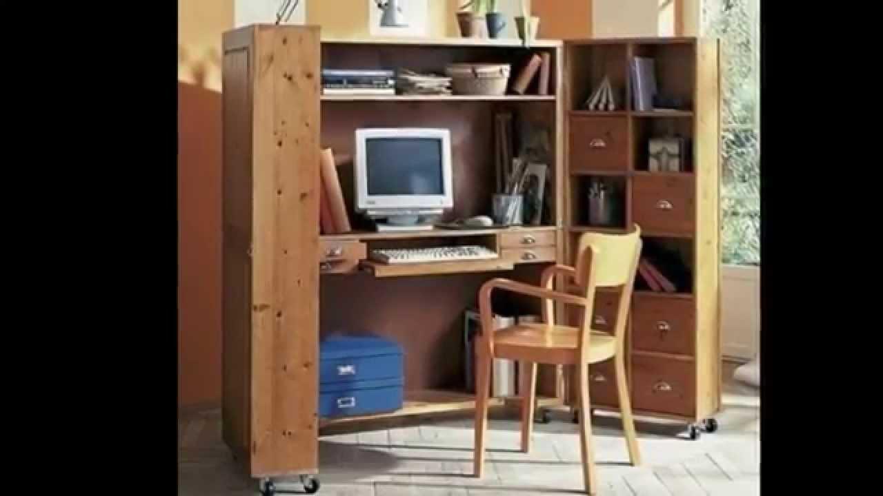 Раскладное рабочее место по принципу шкаф-книжка своими рука.