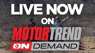 Overlanding Minibike Mayhem - Dirt Every Day Ep. 63. MotorTrend.