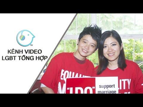 [Official Thư Viện Cuộc Sống] Phóng sự Tăng Ái Linh và Phạm Thị Thanh Phương - Cộng Đồng LGBT Việt