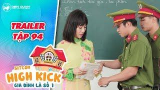 Gia đình là số 1 sitcom | trailer tập 94: Cô Diệu Hiền bị công an còng tay trước mặt lớp chủ nhiệm