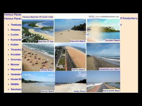 South india tourism: South India Tourism : Tourism in South India,South India Travel Agents