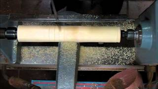 Torneado en madera. Parte 9