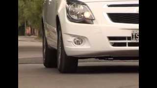 Chevrolet Cobalt 1.8 LTZ Test Matías Antico