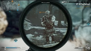 CoD Ghosts Search And Rescue Gamplay - CoD Ghosts Quickscoping