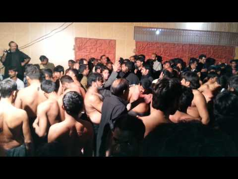 Matam e Hussain as in khewra 2013