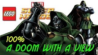 LEGO: Marvel Super Heroes A Doom With A View (FREE PLAY