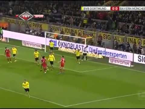 Borussia Dortmund vs Bayern Munich 0-3 ( 23.11.13 All Highlights And Goals)