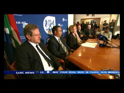 Helen Zille pays tribute to Madiba