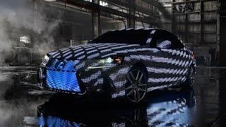 Lexus so 42 tisícmi LED svetlami