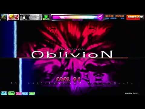 [DJMAX TECHNIKA 3] Oblivion MX