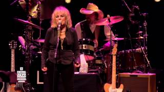 Lucinda Williams, The Mavericks et Justin Townes Earle (2015-07-03) Sa