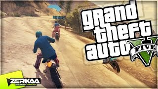 "GTA 5 Funny Moments | ""GET DOWN ON IT"" 