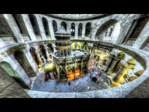 The Edicule / Tomb of Christ (Church of the Holy Sepulchre - Jerusalem)