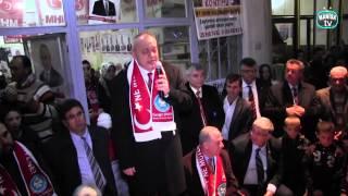 Dağdere'de Başkan Cengiz Ergün'e Büyük İlgi