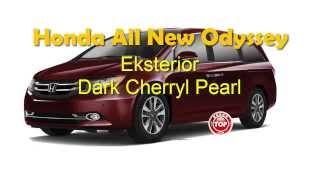 Honda All New Odyssey 2014 Mobil Indonesia: Harga Interior
