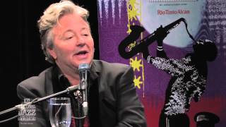 Brian Setzer - Press Conference – Stevie Wonder Room