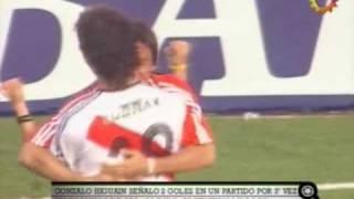 River 3 Boca 1 Apertura 2006 (Relato De Sebastian Vignolo