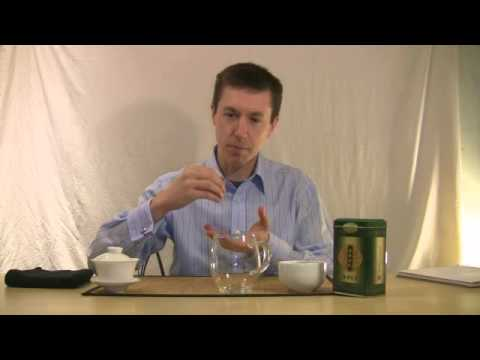 Tea Review 353: China Cha Dao's Pre-Ming LongJing Superior AAA May 2011