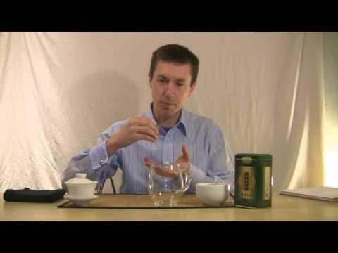 Tea Review 353: China Cha Dao's Pre-Ming LongJing Superior AAA May 2011
