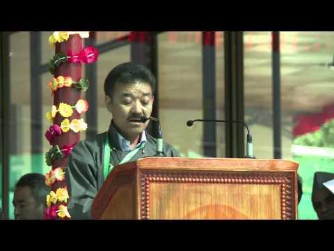 His Holiness the Dalai lama's Birthday Celebration at Ladakh