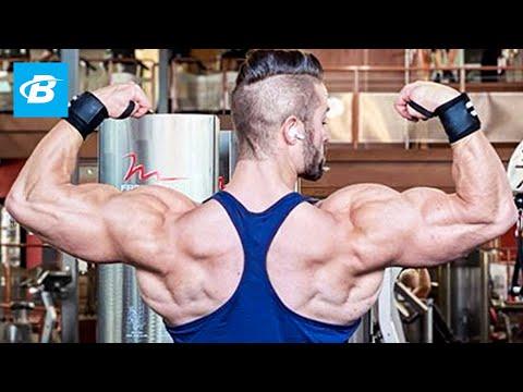 High-Volume Back Building Workout | Mike Hildebrandt