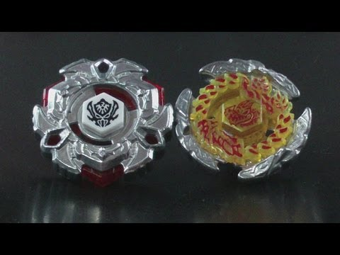 Epic Beyblade Battle Srie 6: Variares 145WB VS Hades Gil 100RF HD! AWESOME