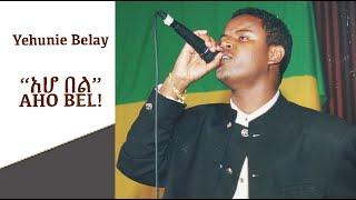 Yehunie Belay - Ahoo Bele ኣሁ በሌ (Amharic)