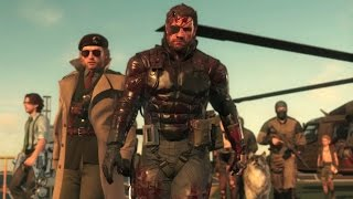 Metal Gear Solid V: The Phantom Pain - Megjelenés Trailer