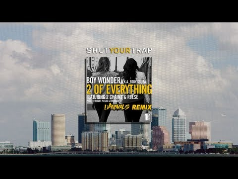 "Trap Music - Kickraux ft. 2 Chainz & Boy Wonder - ""2 Of Everything"" (uAnimals Remix)"