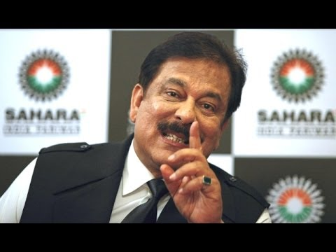 SC rejects Sahara's plea to keep Subrata Roy under house arrest