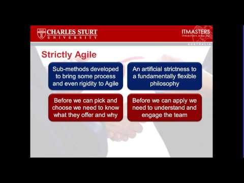 Lecture 1: Free Short Course: Agile Project Management - YouTube
