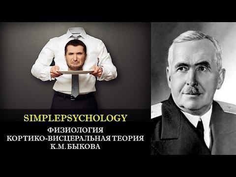 Физиология. Кортико-висцеральная теория К.М. Быкова.