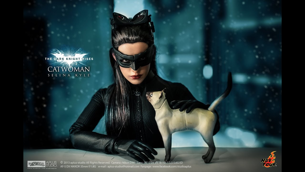 review hottoys catwoman selina kyle the darkknight rises