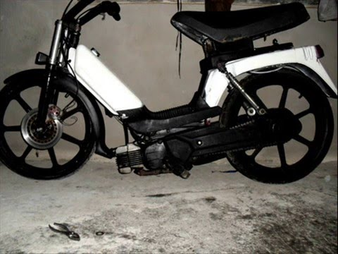 Motos Tuning 50 cc 2013