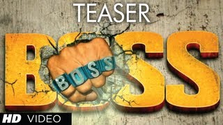 BOSS Official Trailer Teaser