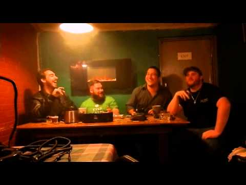 Through The Smoke Video Cast #4