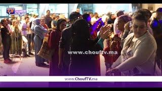 لقطة اليوم..منقبة محيحة بالشطيح فساحة ماريشال فكازا بمناسبة احتفالات عيد العرش   |   بــووز