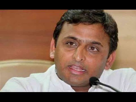 Uttar Pradesh Chief Minister Akhilesh Yadav's two pronged attack