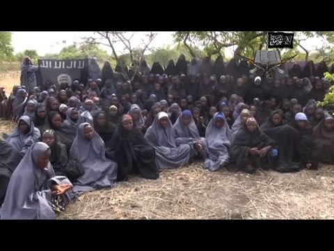 Boko Haram video claims to show missing Nigerian schoolgirls