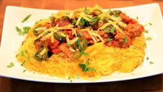 Gluten Free Mexican Style Spaghetti Recipe How To Make