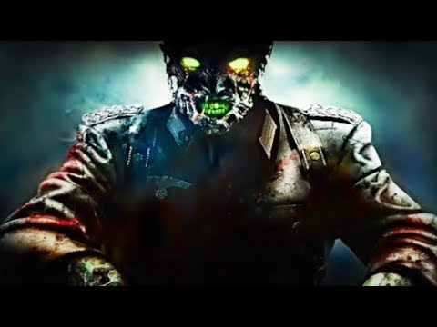 ZOMBIE BLACK OPS 4  BABY