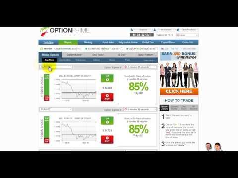 Option trading 360
