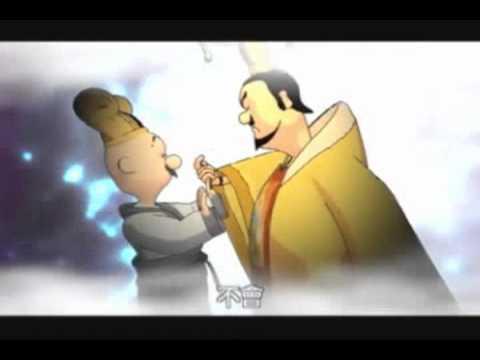 Phim: Mạn Đàm Tâm Kinh (Phim Hoạt Hình - Phim Phật Giáo)