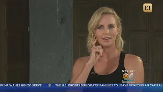 Friday Flix: Charlize Theron Stars In