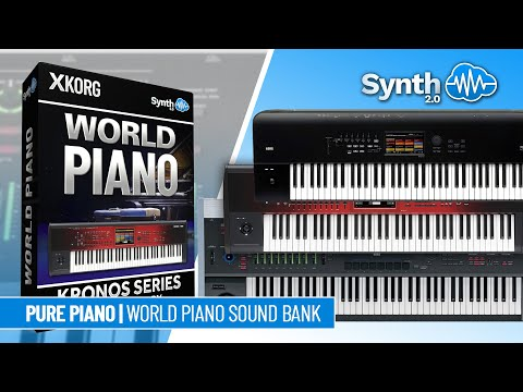 SSX-005 P-Piano Collection - Korg Oasys / Kronos / X / 2 ( Synthcloud )